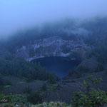 Le premier le Tiwu Ata Mbupu (lac des gens âgés) est de couleur noire