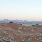 Couleurs des dunes