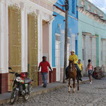 On circule encore à cheval dans tout Cuba