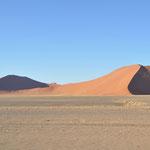Les dunes, partout