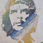 Fresque du Ché