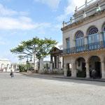 Bâtiment sur la Plaza de Armas