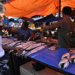 On y vend la pêche du matin