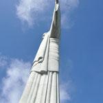 Le Christ Rédempteur du Corcovado. Commencé en 1922 et terminé en 1931