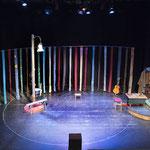 """Kaschtanka"" - Theater Mummpitz Nürnberg - Bühnenbild M. Pfeiffer"