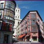 Edificios Calle Regalado y Catedral