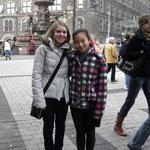 Yasmin und ich