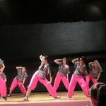 Dress Rehearsal for Dance Recital