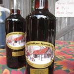 Unsere Flasche Ahornsirup