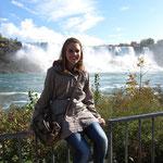 Niagara Falls & me