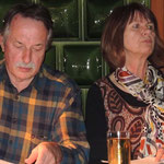 6. Literaturabend 2016, Kulturkreis Vellberg, Heiner Werner, Ursula Steiner