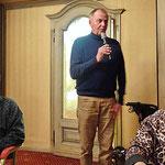 Kulturkreis Vellberg, Jahreshauptversammlung 2017, Wahlleiter Michael Skrodsky