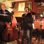 6. Literaturabend 2016, Kulturkreis Vellberg, Bernis Trio