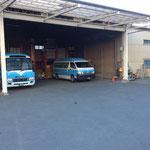 狭山ゴルフ・クラブ 第81回日本オープンゴルフラッピング納車の様子