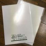 松戸市国際交流協会クリアファイル