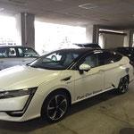 松戸市燃料電池車カーマキング