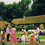 Geburtstagsfeier Juli 1986