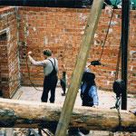Hausbau, Wohnhaus Zimmermann 1987