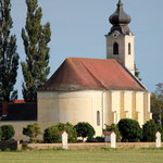 Wallfahrtskirche in Dürnbach im Burgenland