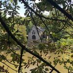 Trisha Lambi - view of the lake Fontaine-Daniel