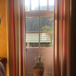 The light from Reflet bedroom window which inspired 'Wistful dreaming'
