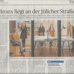 Die Bronx liegt an der Jülicher Straße- Neuss Grevenbroicher Zeitung - 10.02.2016