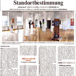 Standortbestimmung - Neuss Grevenbroicher Zeitung - 2007