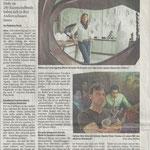 Künstler bekommen Besuch - Westdeutsche Zeitung - 14.06.2013