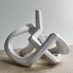 Gipsarbeit - 2008 - Gips - 2 teilig - 42 (h) x 32 (b) x 38 (t) cm