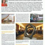 Skulptur fügt sich harmonisch in Architektonisches Gesamtbild ein - TOP - Ausgabe 3 2010