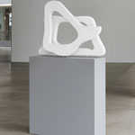 Cinturas - 2011 - Holz / Gips - 155x90x30 cm - Ansicht 1