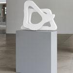 Cinturas - 2011 - Holz / Gips - 155 (h) x 90 (b) x 30 (t) cm - Ansicht 1