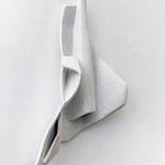 Wandobjekt 4 - 2014 - Gips - 97x50x20 cm - Ansicht 3