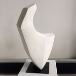ohne Titel 15/1 - 2015 - Gips - 35x20x12 cm - Ansicht 1