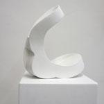 Boken - 2011 - Holz / Gips - 32x32x14 cm