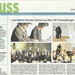 7. Kulturnacht Besucher können aus über 100 Veranstaltungen wählen - Westdeutsche Zeitung - 02.06.2008
