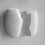 Wandobjekt - 09/16 - 22 (h) x 23 (b) x 9 (t) cm