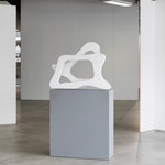 Cinturas - 2011 - Holz / Gips - 155 (h) x 90 (b) x 30 (t) cm - Ansicht 2