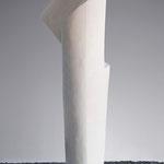 Kraftwerk - 2010 - Gips - 185x70x60 cm - Ansicht 2