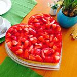 Erdbeertorte