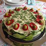 Salattorte Var. 2