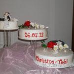 Hochzeitstorte 22