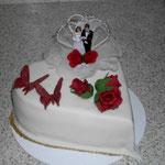 Hochzeitstorte 123