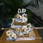 Hochzeitstorte 21