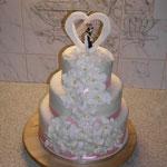 Hochzeitstorte 156