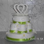 Hochzeitstorte 20