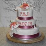 Hochzeitstorte 129