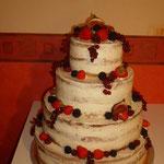 Hochzeitstorte 220