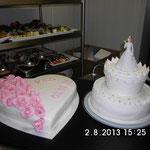Hochzeitstorte 25