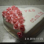 Hochzeitstorte 80